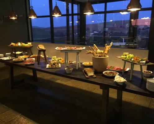 platter buffet